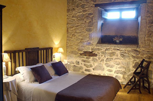 Casa do castelo de andradem un hotel en galicia hoteles - Galicia hoteles con encanto ...