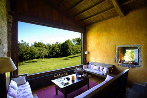 Casa do castelo de andradem un hotel en galicia hoteles - Casas con encanto galicia ...