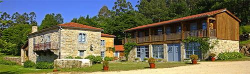 Casa do castelo de andradem un hotel en galicia hoteles - Hoteles en galicia con encanto ...
