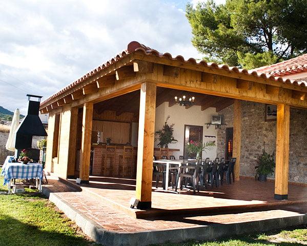 Casa rural la caraba en moratalla hoteles con encanto - Casas rurales en la provenza ...