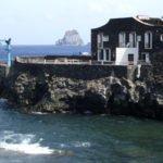 Hotel Punta grande en la isla del Hierro