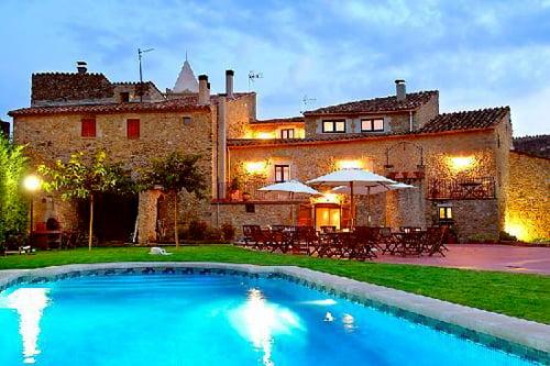 El rac de madremanya girona hoteles con encanto hoteles con encanto - Hoteles con encanto y piscina ...