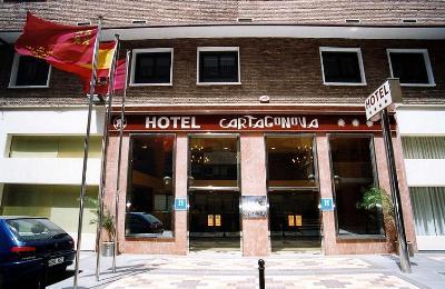 Fachada Hotel Cartagonova