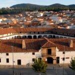 Hotel Plaza de toros en Almadén