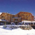 El Hotel Lodge, Ski & Spa en Sierra Nevada en Granada