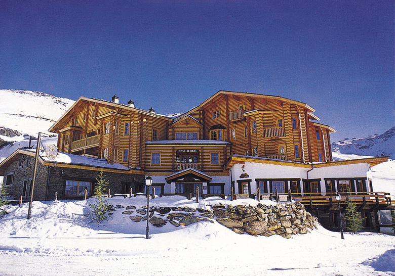 El Lodge, Ski & Spa en Sierra Nevada