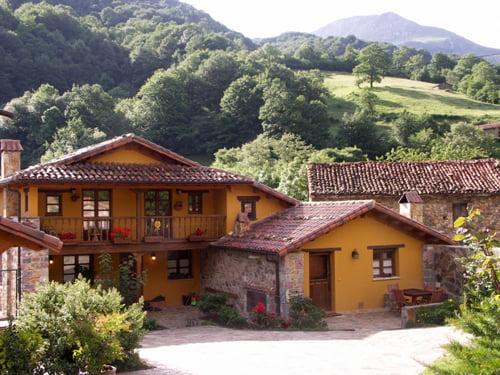 Casas rurales valle de bueida quir s asturias hoteles con encanto - Casas vacaciones asturias ...